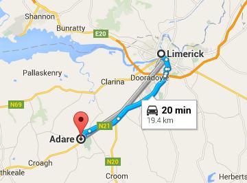 Adare Castle Ireland Map.10 Best Things To Do In Ireland S Prettiest Village Adare