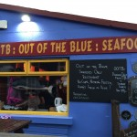 Out of the Blue Restaurant Dingle Ireland