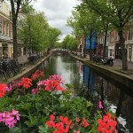 Four Days in Amsterdam {DAY FOUR, DELFT}